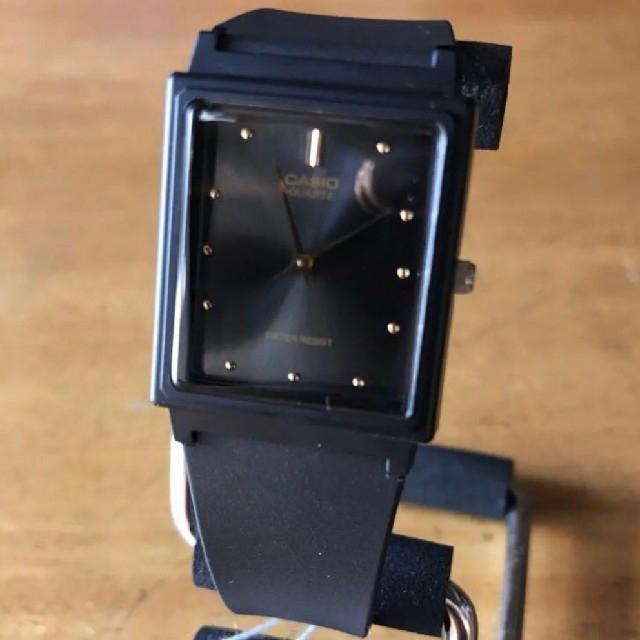 CASIO - 【新品】カシオ CASIO レディース 腕時計 MQ38-1A ブラックの通販 by 遊☆時間's shop|カシオならラクマ