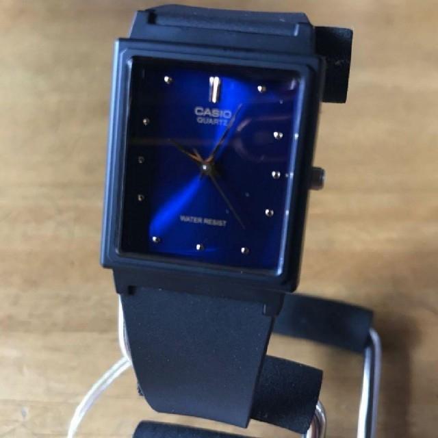 CASIO - 【新品】カシオ CASIO レディース 腕時計 MQ38-2A ネイビーの通販 by 遊☆時間's shop|カシオならラクマ