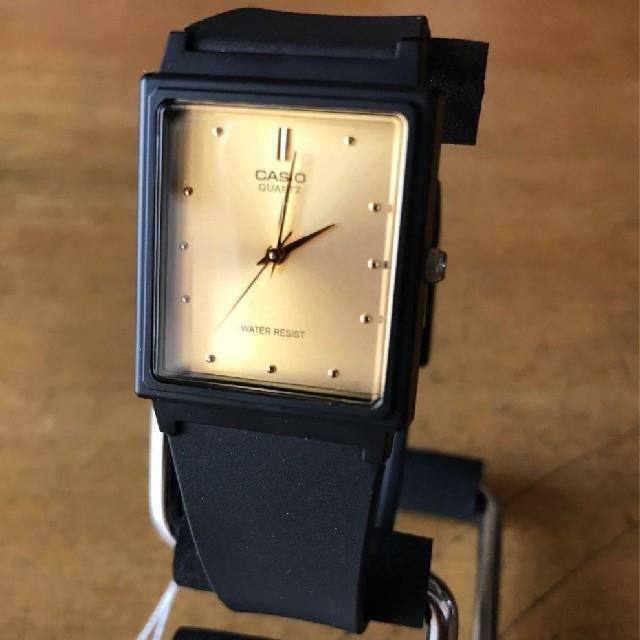 CASIO - 【新品】カシオ CASIO レディース 腕時計 MQ38-9A ゴールドの通販 by 遊☆時間's shop|カシオならラクマ