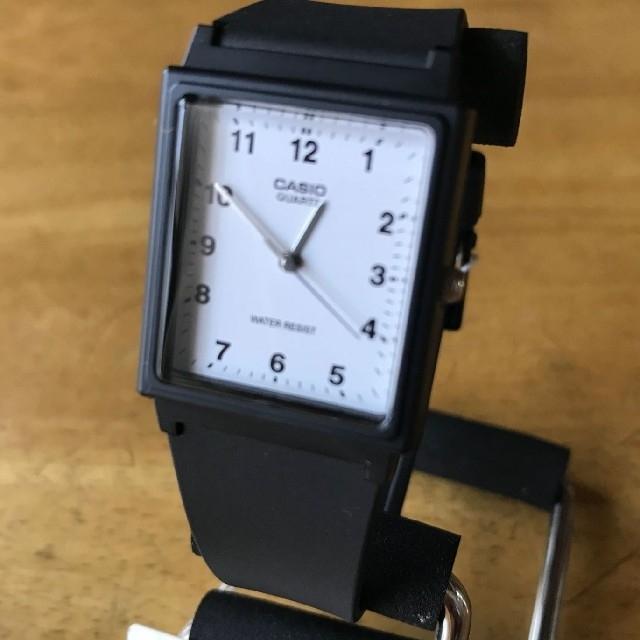 CASIO - 【新品】カシオ CASIO レディース 腕時計 MQ27-7B ホワイトの通販 by 遊☆時間's shop|カシオならラクマ