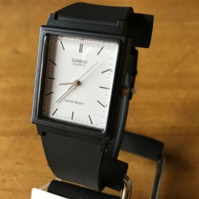 CASIO - 【新品】カシオ CASIO レディース 腕時計 MQ27-7E ホワイトの通販 by 遊☆時間's shop|カシオならラクマ