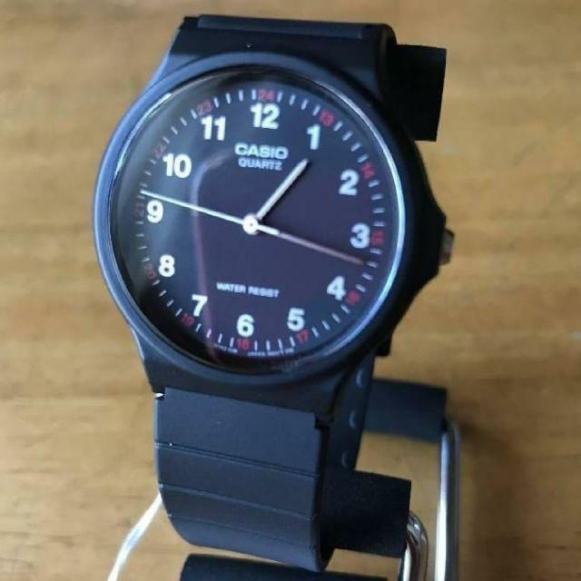 CASIO - 【新品】カシオ CASIO レディース 腕時計 MQ24-1BL ブラックの通販 by 遊☆時間's shop|カシオならラクマ