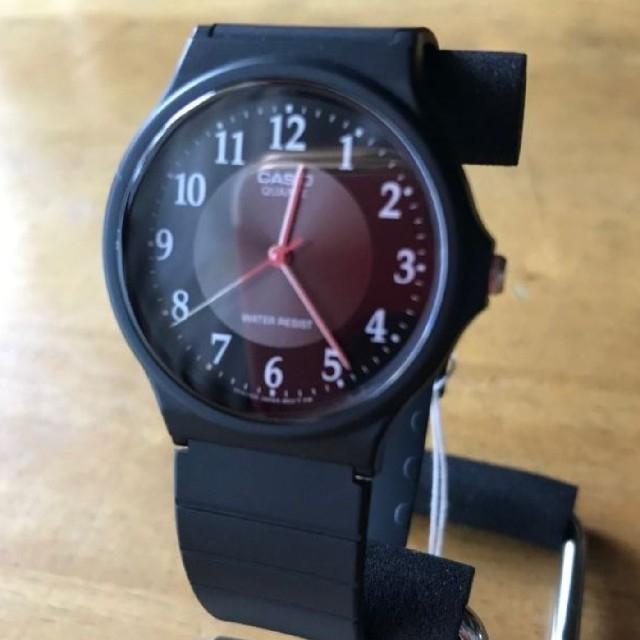 CASIO - 【新品】カシオ CASIO レディース 腕時計 MQ24-1B3 ブラックの通販 by 遊☆時間's shop|カシオならラクマ