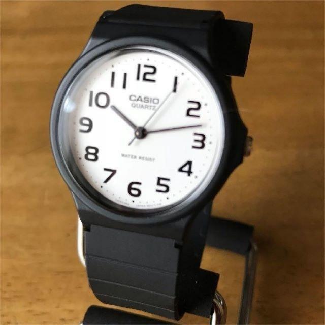 CASIO - 【新品】カシオ CASIO レディース 腕時計 MQ24-7B2 ホワイトの通販 by 遊☆時間's shop|カシオならラクマ