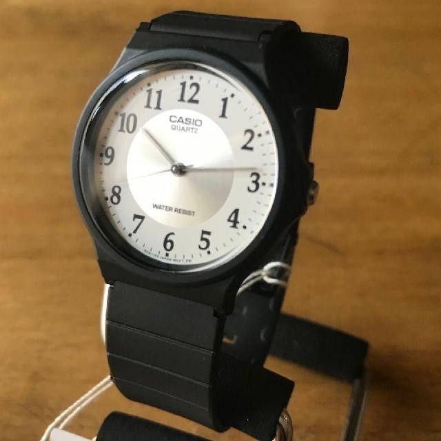CASIO - 【新品】カシオ CASIO レディース 腕時計 MQ24-7B3 ホワイトの通販 by 遊☆時間's shop|カシオならラクマ
