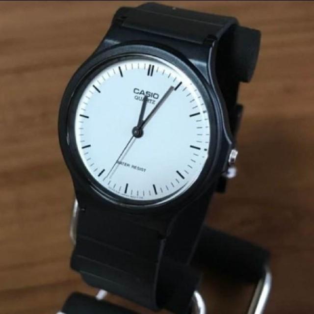CASIO - 【新品】カシオ CASIO レディース 腕時計 MQ24-7E ホワイトの通販 by 遊☆時間's shop|カシオならラクマ