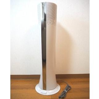 デロンギ(DeLonghi)の花粉の季節に デロンギ CFX85WC 空気清浄機能付きファン(空気清浄器)