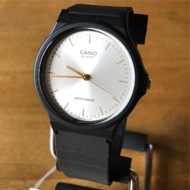 CASIO - 【新品】カシオ CASIO レディース 腕時計 MQ24-7E2 シルバーの通販 by 遊☆時間's shop|カシオならラクマ