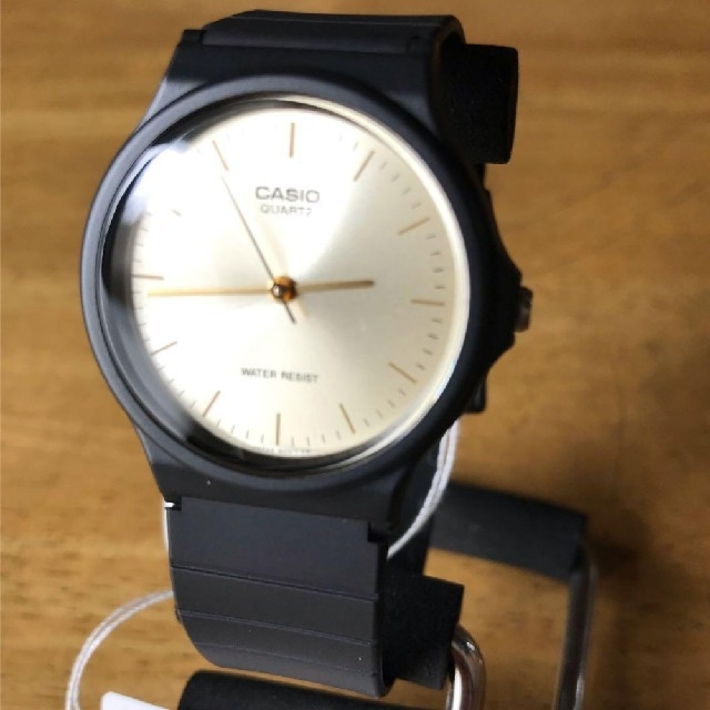 CASIO - 【新品】カシオ CASIO レディース 腕時計 MQ24-9E ゴールドの通販 by 遊☆時間's shop|カシオならラクマ