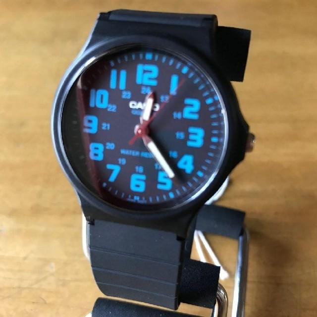 CASIO - 【新品】カシオ CASIO レディース 腕時計 MQ71-2B ブルーの通販 by 遊☆時間's shop|カシオならラクマ