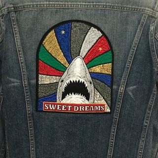 サンローラン(Saint Laurent)のサンローランパリ SWEET DREAMS デニムジャケット Gジャン(Gジャン/デニムジャケット)