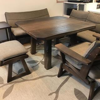 ムラウチ家具 ダイニングテーブルセット