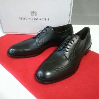 ブルーノマリ(BRUNOMAGLI)のブルーノマリ BRUNOMAGLI  新品 未使用 ビジネスシューズ 革靴(ドレス/ビジネス)