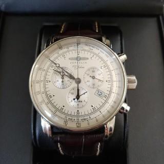 online store 873df 0d7ac 腕時計 ツェッペリン 100周年記念クォーツ