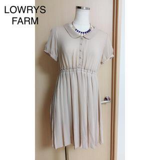 ローリーズファーム(LOWRYS FARM)のLOWRYS FARM(ミニワンピース)