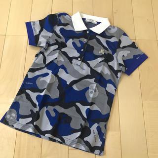 マークアンドロナ(MARK&LONA)のマークアンドロナ ポロシャツ(ウエア)