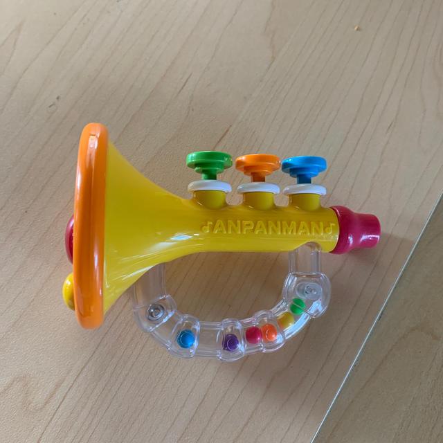 アンパンマン(アンパンマン)のアンパンマン ベビーラッパ キッズ/ベビー/マタニティのおもちゃ(楽器のおもちゃ)の商品写真