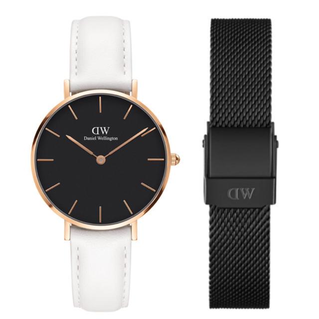 Daniel Wellington - 【32㎜】ダニエル ウェリントン腕時計 DW283+ベルトSET《3年保証付》の通販 by wdw6260|ダニエルウェリントンならラクマ