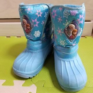 アナトユキノジョオウ(アナと雪の女王)のアナ雪 ブーツ 18㎝(ブーツ)