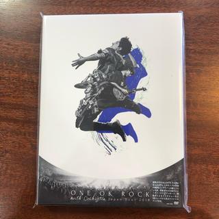 ワンオクロック(ONE OK ROCK)のONE OK ROCK with Orchestra 2018 DVD(ミュージック)