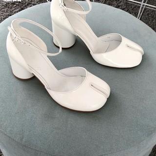 マルタンマルジェラ(Maison Martin Margiela)のMaison Margiela  靴/シューズ ハイヒール/パンプス サイズ38(ハイヒール/パンプス)