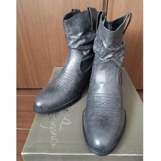 ヴェリココ(velikoko)のヴェリココ ショートブーツ Lサイズ(ブーツ)