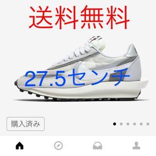サカイ(sacai)のSACAI × NIKE LDWAFFLE(スニーカー)