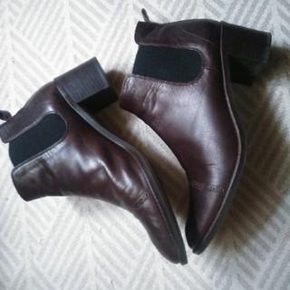 マーガレットハウエル(MARGARET HOWELL)のiko様専用 マーガレットハウエル サイドゴアブーツ(ブーツ)