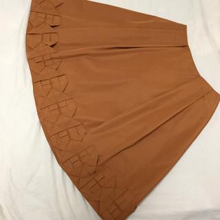 バーニーズニューヨーク(BARNEYS NEW YORK)の美品フォクシーニューヨークのスカート(ひざ丈スカート)