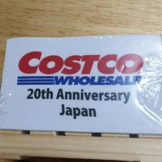 コストコ(コストコ)のコストコ 20周年記念 日本 COSTCO ポストイット ふせん 付箋 1個(ノート/メモ帳/ふせん)