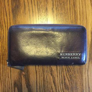 バーバリーブラックレーベル(BURBERRY BLACK LABEL)のバーバリー ブラックレーベル  長財布  MG2(長財布)