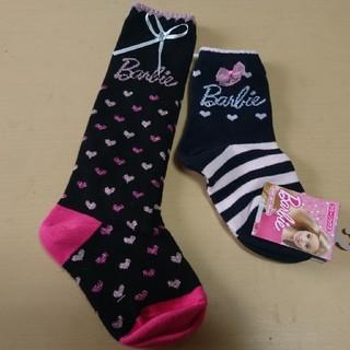 バービー(Barbie)のBarbie 靴下 セット(靴下/タイツ)