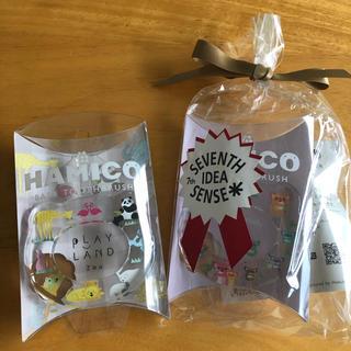 ミキハウス(mikihouse)の未使用!ハミコ♡ベビー歯ブラシ(歯ブラシ/歯みがき用品)