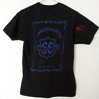 ツインズアコースティック(Twins Acoustic)のスマートスパイス カッコいい黒Tシャツ② Sサイズ アコースティック好きにも(Tシャツ/カットソー(半袖/袖なし))