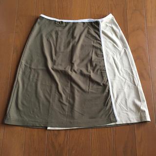 フェンディ(FENDI)のFENDI 巻きスカート(ミニスカート)