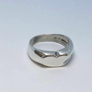 ティファニー(Tiffany & Co.)の7号【TIFFANY&Co. ティファニー】リング 指輪 スターリング シルバー(リング(指輪))