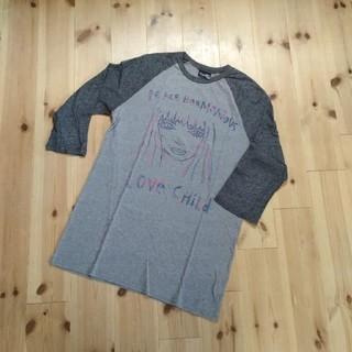 ボルコム(volcom)の〈S〉ボルコム 七分袖 トップス(Tシャツ/カットソー(七分/長袖))