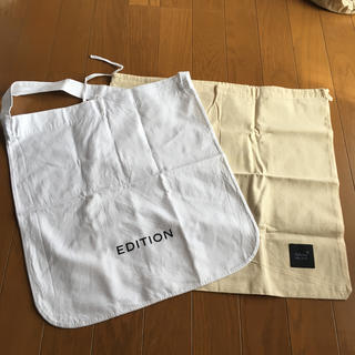 エディション(Edition)のEDITION と Athena New York の ショップ袋(ショップ袋)