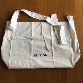 エディション(Edition)のEDITION  ショップ袋(ショップ袋)