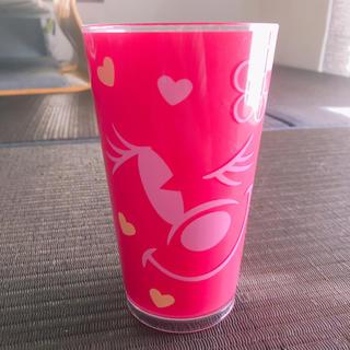 Disney - ミニー プラスチック コップ