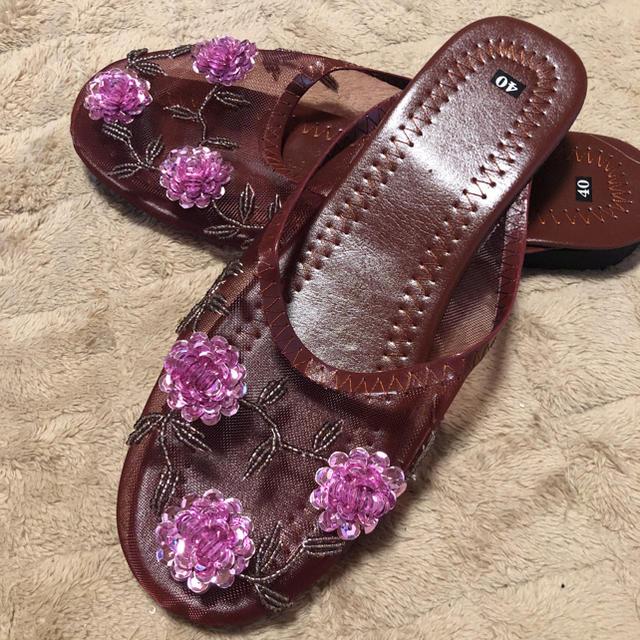 mystic(ミスティック)のベトナムサンダル レディースの靴/シューズ(サンダル)の商品写真