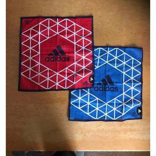 アディダス(adidas)のアディダス ハンカチ(その他)