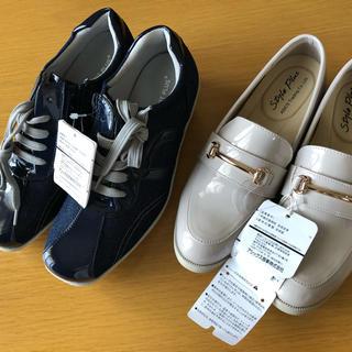 アシックス(asics)のアシックスの靴2足セット(その他)