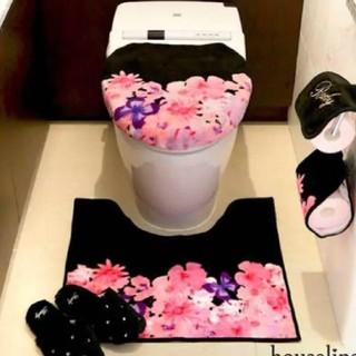レディー(Rady)のトイレ三点セット(トイレマット)