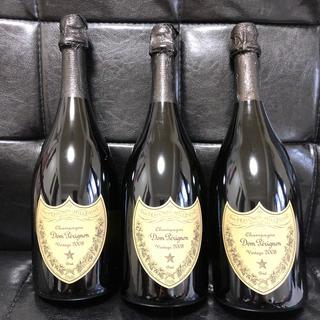 ドンペリニヨン(Dom Pérignon)のDom Perignon Vintage ドンペリ 白 3本セット (シャンパン/スパークリングワイン)