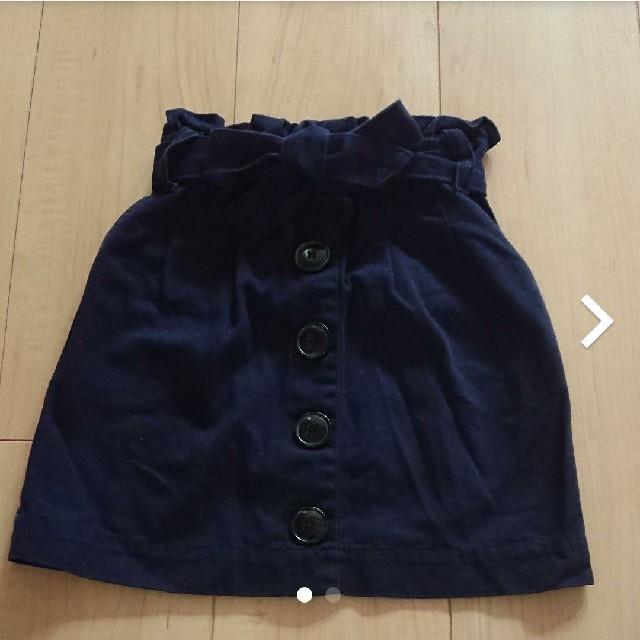 BREEZE(ブリーズ)のブリーズ  スカート 100 キッズ/ベビー/マタニティのキッズ服 女の子用(90cm~)(スカート)の商品写真