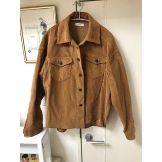 しまむら - しまむら♡コーデュロイシャツ♡ジャケット♡