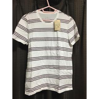 MUJI (無印良品) - ボーダーTシャツ2枚セット