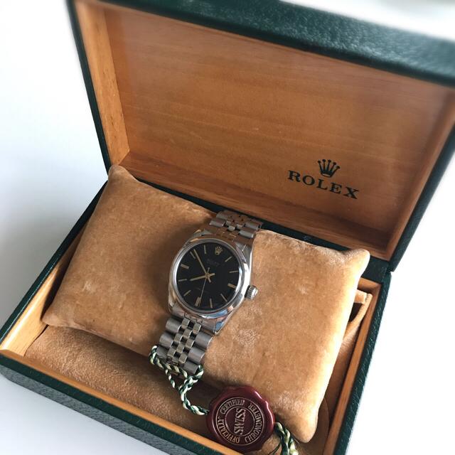 ROLEX - 仕上げ済み Rolex 36mm 正規品鑑定済み の通販 by Ay|ロレックスならラクマ