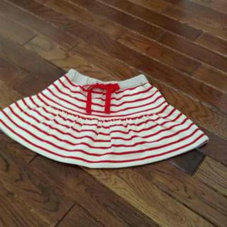 ベルメゾン(ベルメゾン)のベルメゾン スカート 80(スカート)